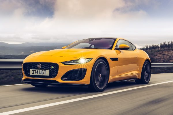 Jaguar F-Type Coupe  Behind The Pretty Face.